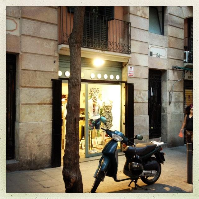 The VOS Shop at Calle Verdi