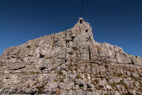Bye Bye Table Mountain! We conquered you!