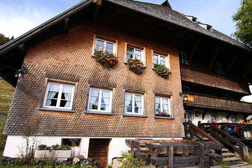 Das allemanische Gasthaus besteht bereits seit 1892
