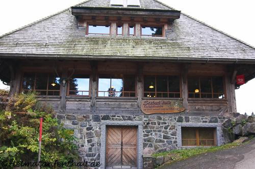 Sie letzte Hütte der Tour, die Seebuck Hütte