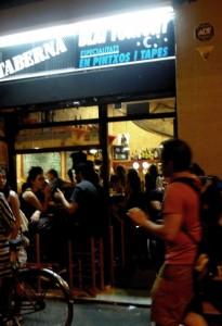 Die Taverne Blai Tonight