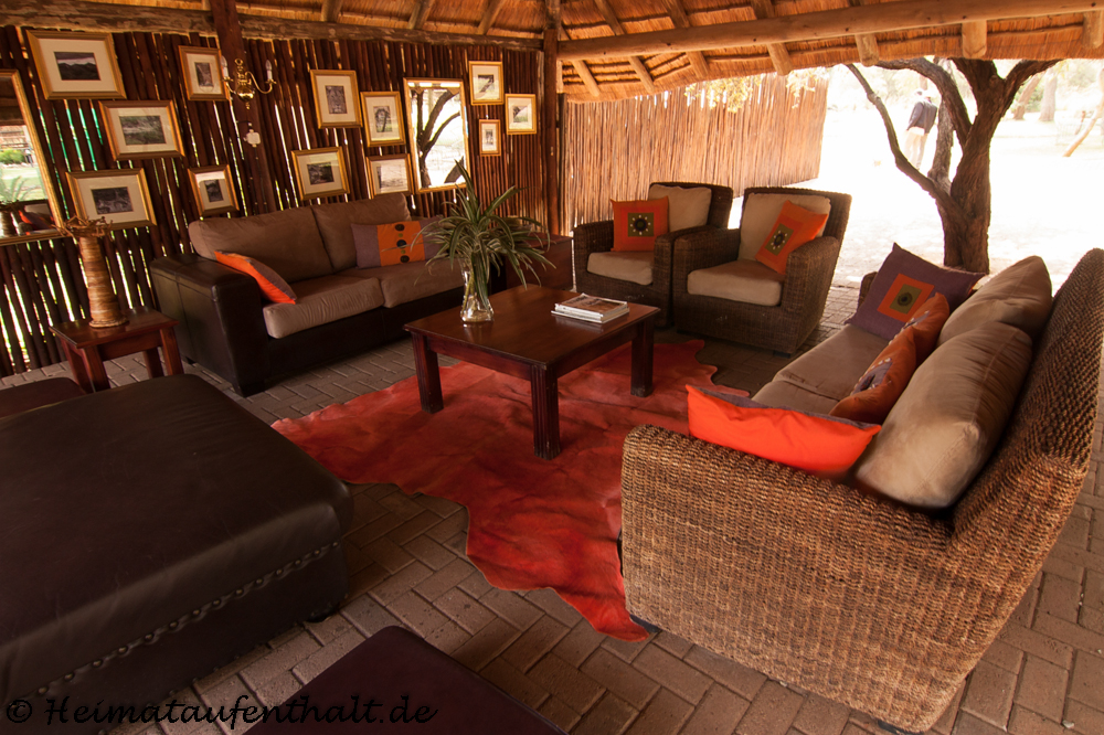 Safari Lodge Südafrika